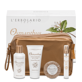 Osmanthus beauty pochette