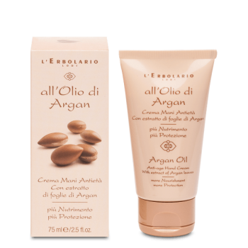 All'Olio di Argan crema...