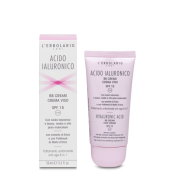 Acido ialuronico bb cream