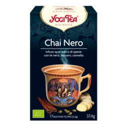 Chai Nero -Yogi Tea