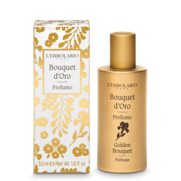 Profumo Bouquet d'Oro 50 ml